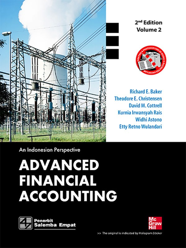 Advanced Financial Accounting (An Indonesian Perspective) 2 Ed, Vol. 2