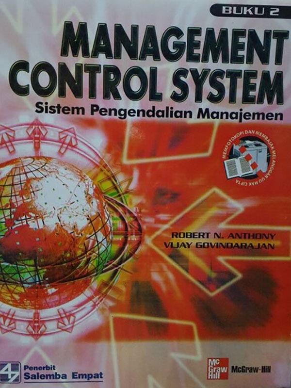 Sistem Peng. Manajemen Buku 2 Edisi 11-Koran/Anthony-Govindarajan