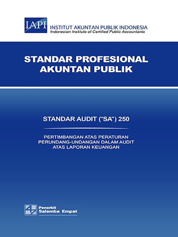 SA 250-Standar Audit/IAPI