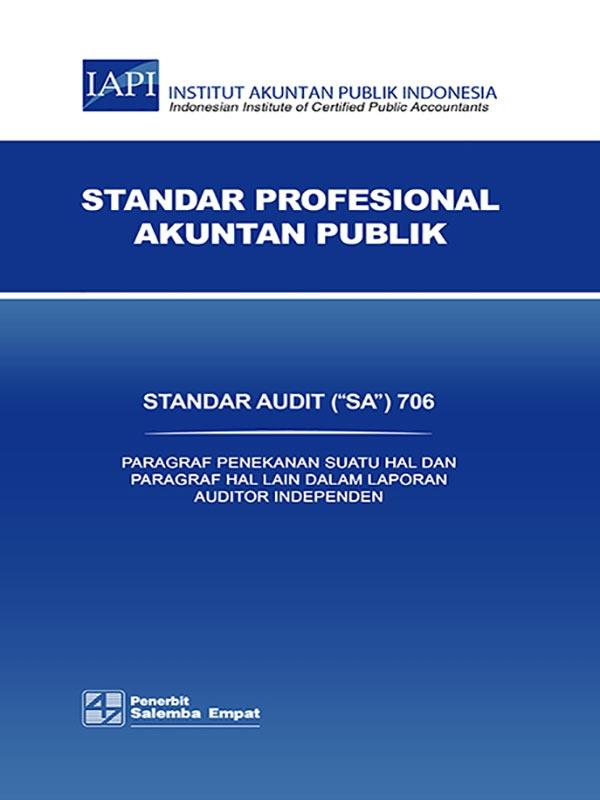SA 706-Standar Audit/IAPI
