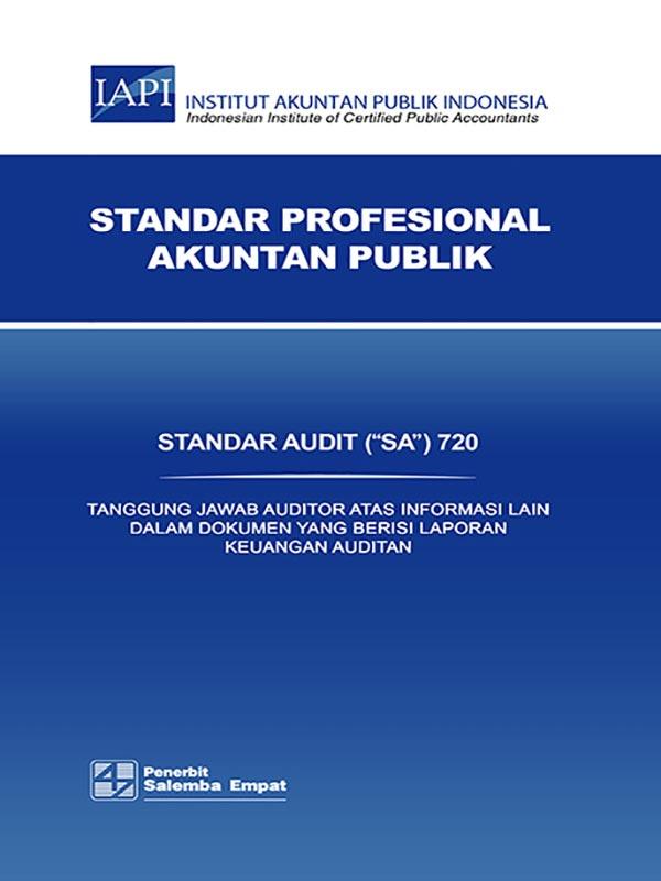 SA 720-Standar Audit/IAPI