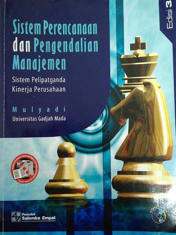 Sistem Perencanaan dan  Pengendalian Manajemen Edisi 3-Koran/Mulyadi