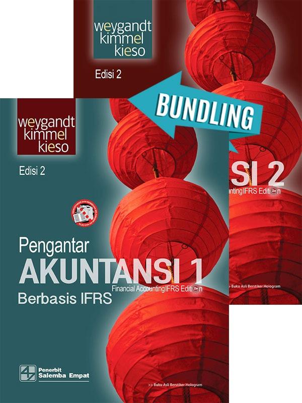 Pengantar Akuntansi Berbasis IFRS (e2) Buku 1 dan Buku 2