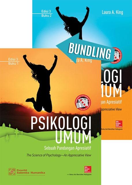 Psikologi Umum Sebuah Pandangan Apresiatif Edisi 3 Buku 1 dan 2/Laura A.King