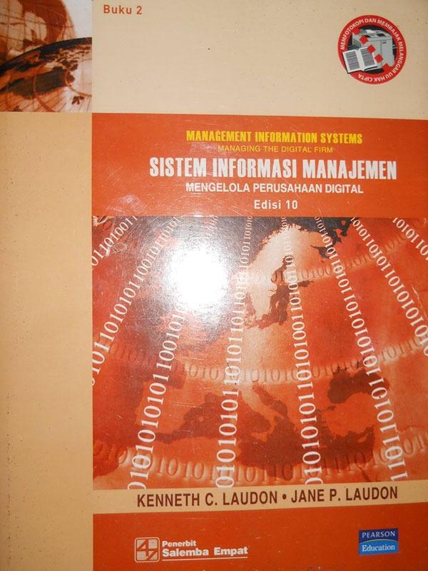 Sistem Informasi Manajemen 2 (e10)-Koran/Laudon