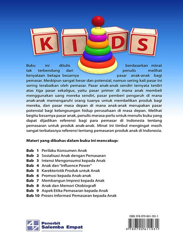 How to Market Kids Product/Jony Oktavian H dan Diana F