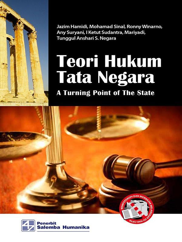 Teori Hukum Tata Negara/Jazim Hamidi