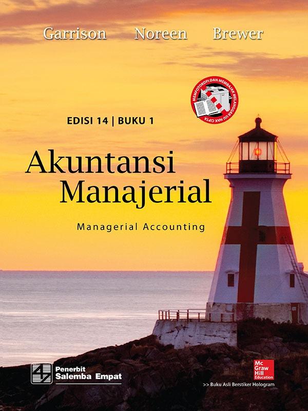 Akuntansi Manajerial Edisi 14 Buku 1-Koran/Garrison