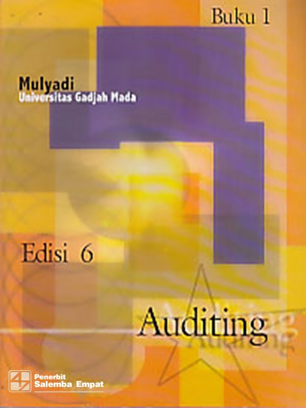 Auditing Buku 1 Edisi 6-Koran/Mulyadi
