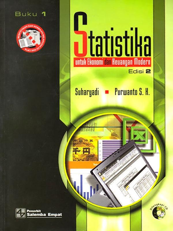 Statistika Ekonomi dan Keuangan Buku 1 Edisi 2/Suharyadi