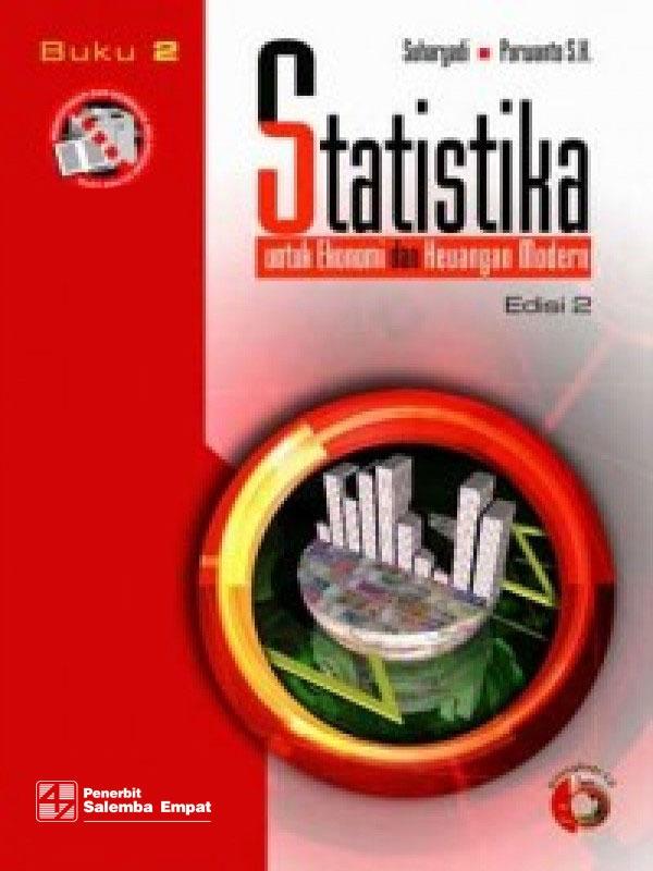 Statistika Ekonomi dan Keuangan Buku 2 Edisi 2/Suharyadi