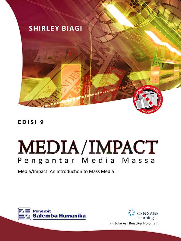 Media/Impact; Pengantar Media Massa (e9)