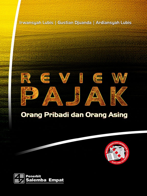 Review Pajak Orang Pribadi dan Orang Asing/Irwansyah