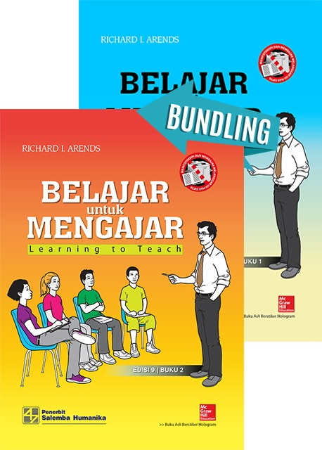 Belajar untuk Mengajar (e9) Buku 1 dan Buku 2