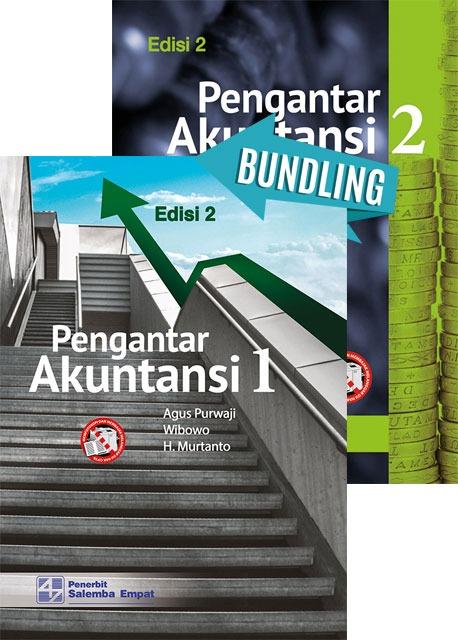 Pengantar Akuntansi 1 dan 2  Edisi 2/Agus Purwaji-dkk