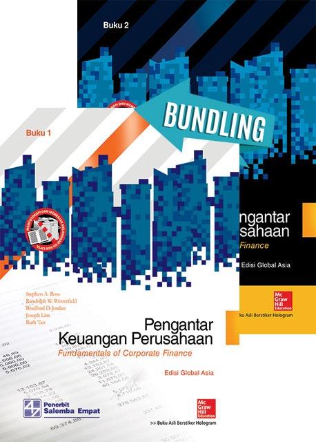 Pengantar Keuangan Perusahaan-edisi Asia 1 dan 2/Ross