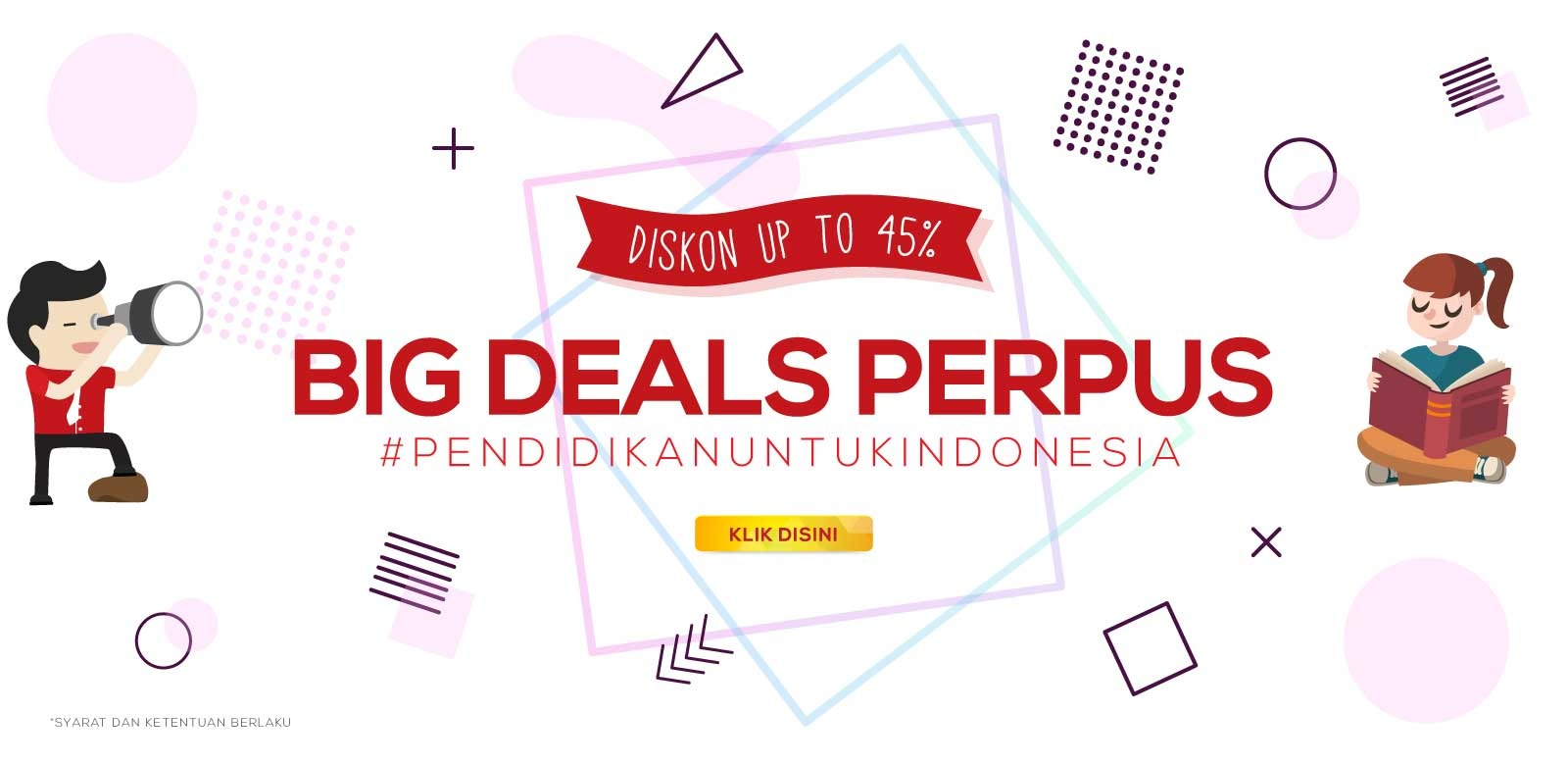 Big Deals Perpus
