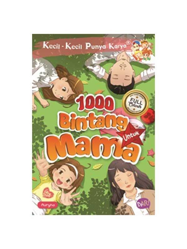 KKPK FULL COLOUR: 1000 BINTANG UNTUK MAMA