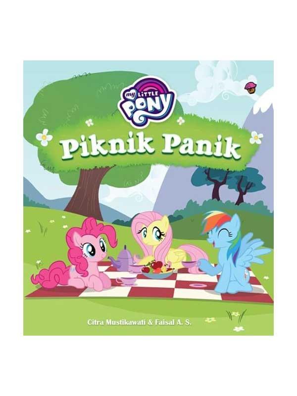 MY LITTLE PONY: PIKNIK PANIK-SC