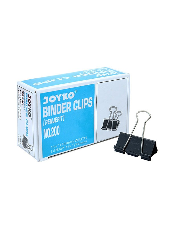 Binder Clip Joyko No.200/box