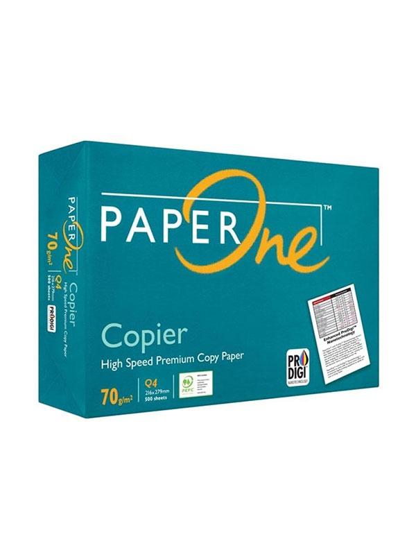 Kertas Q4 70gr Paper One/rim