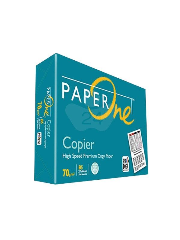 Kertas B5 70gr Paper One/rim