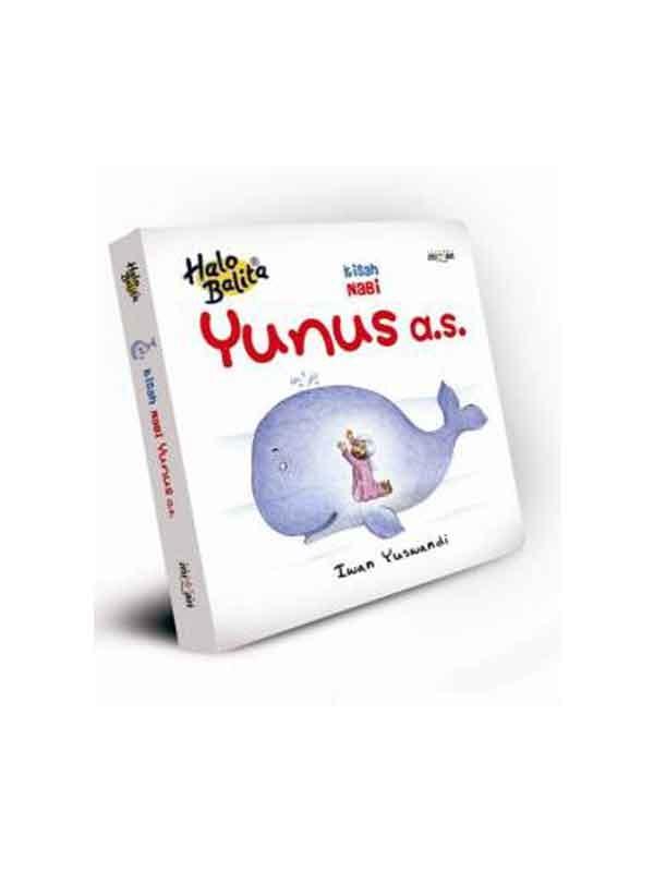 HALO BALITA: KISAH NABI YUNUS A.S.