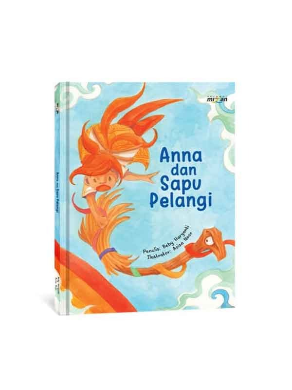 SERI ROOM TO READ: ANNA DAN SAPU PELANGI