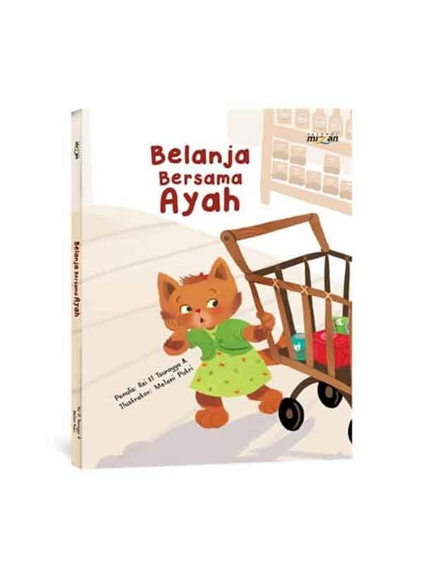 SERI ROOM TO READ: BELANJA BERSAMA AYAH