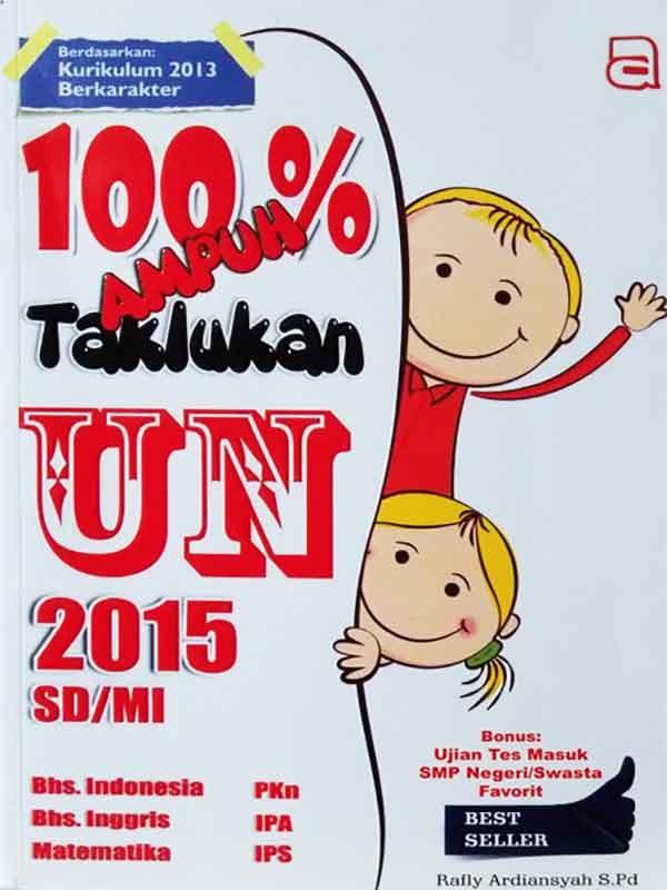 100% Ampuh Taklukkan UN 2015 SD/MI -SC-