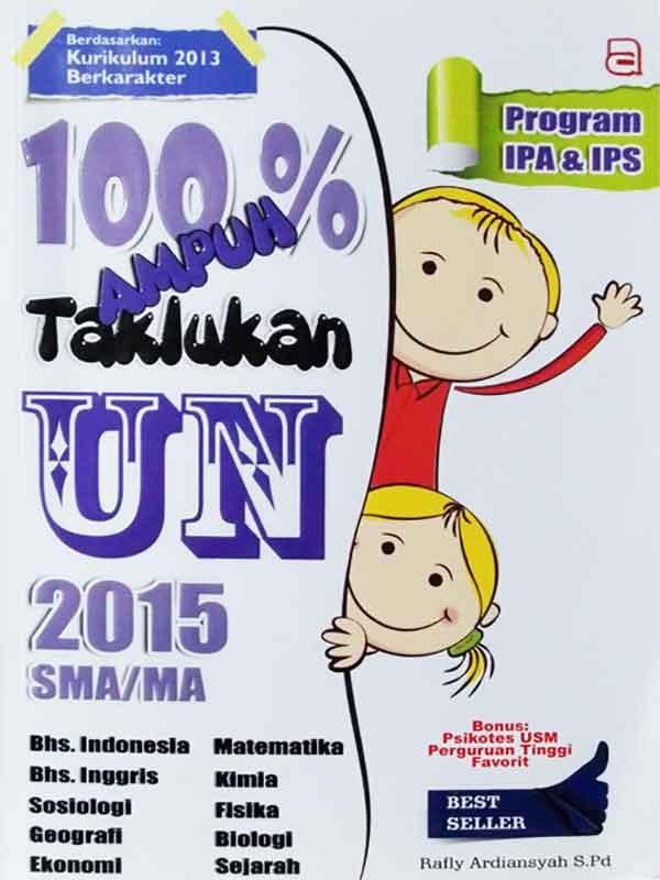 100% Ampuh Taklukkan UN 2015 SMA/MA -SC-
