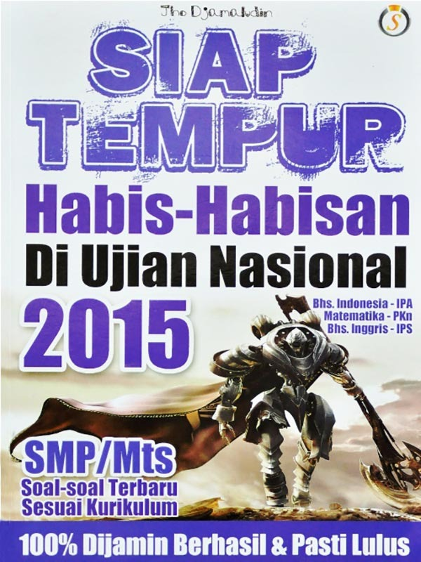 Siap Tempur Habis-Habisan di Ujian Nasional 2015 SMP/MTS (SC)