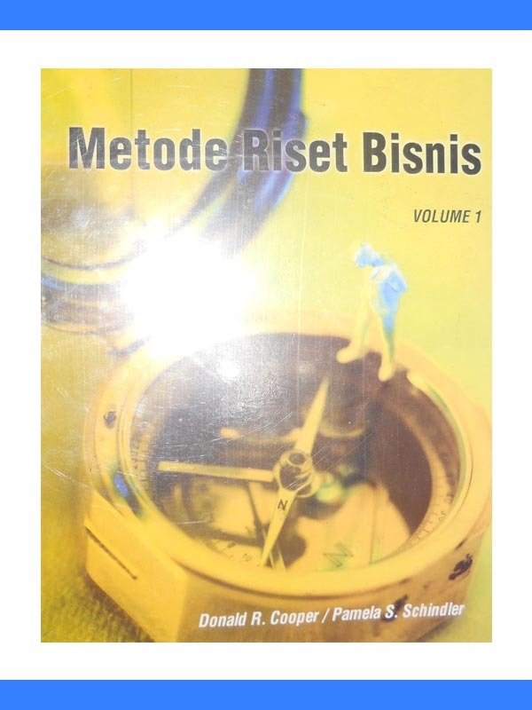 Metode Riset Bisnis volume 1 Edisi 9/Cooper