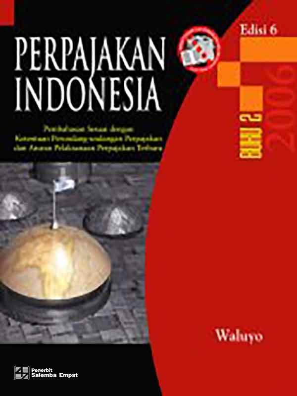 Perpajakan Indonesia Buku 2 Edisi 6/Waluyo