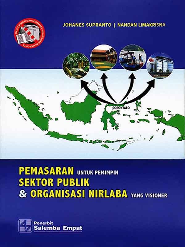 Pemasaran utk Pimp. Sektor Publik & Organisasi Nirlaba/Johanes S.