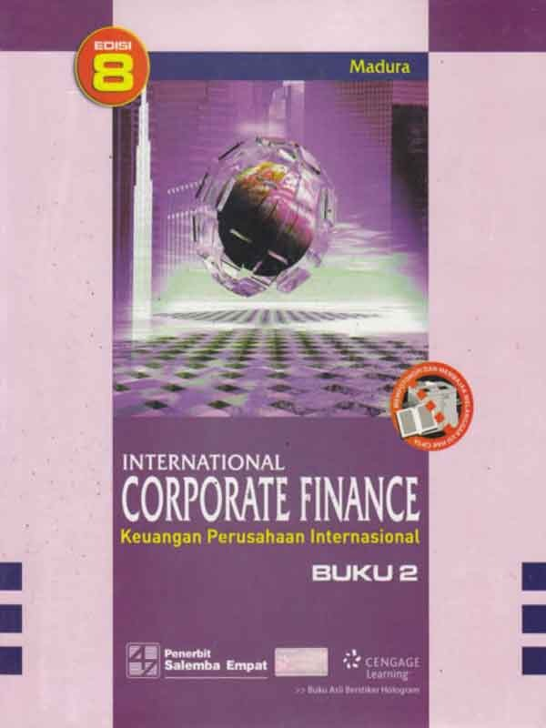 Keuangan Perusahaan Internasional Buku 2 Edisi 8/Madura
