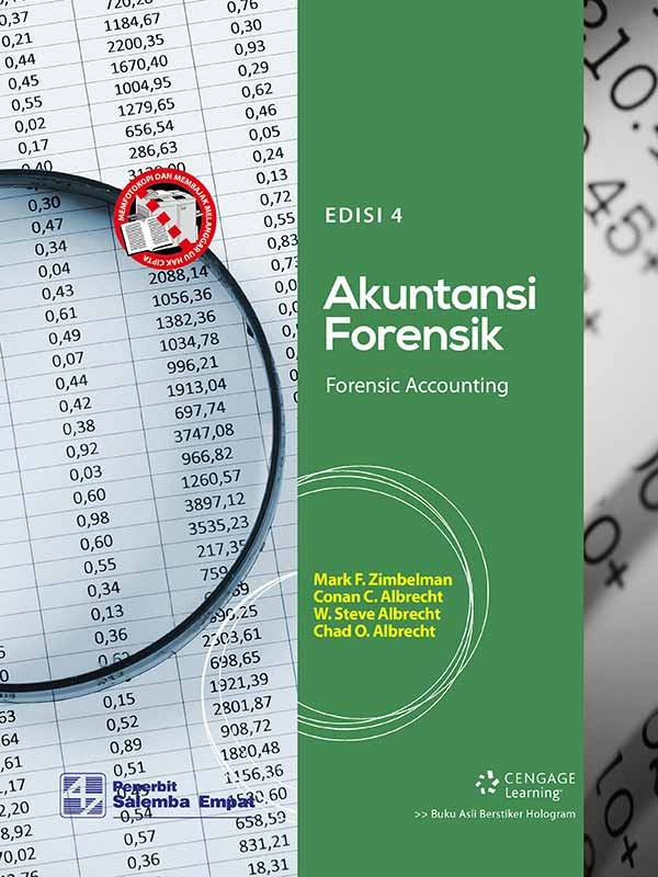 Akuntansi Forensik Edisi 4-Full Print/Zimbelman