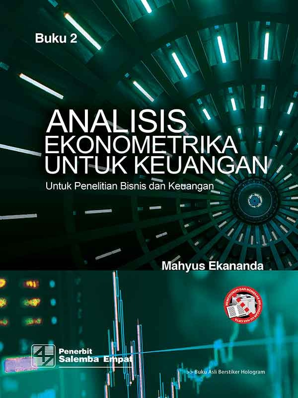 Analisis Ekonometrika untuk Keuangan 2/Mahyus Ekananda