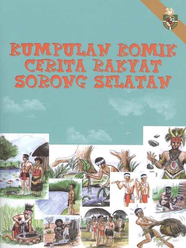 Kumpulan Komik Cerita Rakyat Sorong Selatan