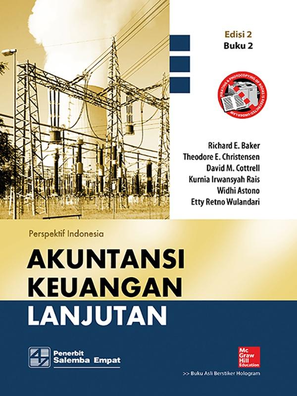 Akuntansi Keuangan Lanjutan-Perspektif Indonesia Edisi 2 Buku 2/Baker