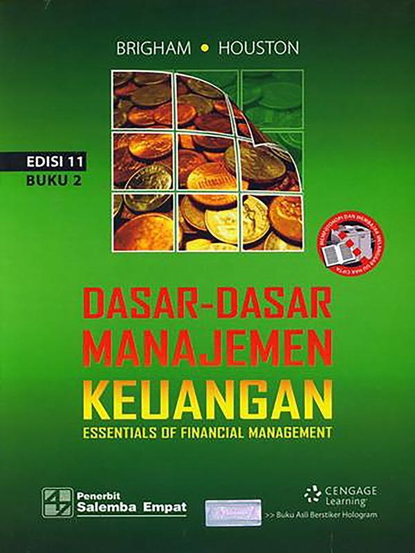 Dasar-dasar Manajemen Keuangan 2 Edisi 11/Brigham
