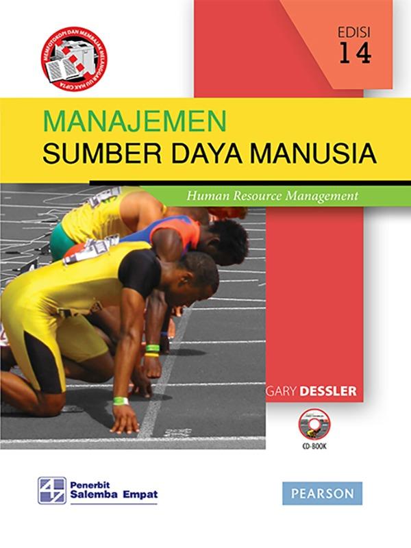 Manajemen Sumber Daya Manusia E14-CD Book/Dessler