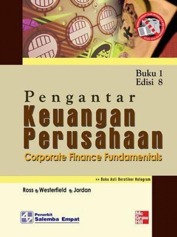Pengantar Keuangan Perusahaan 1 Edisi 8/Ross