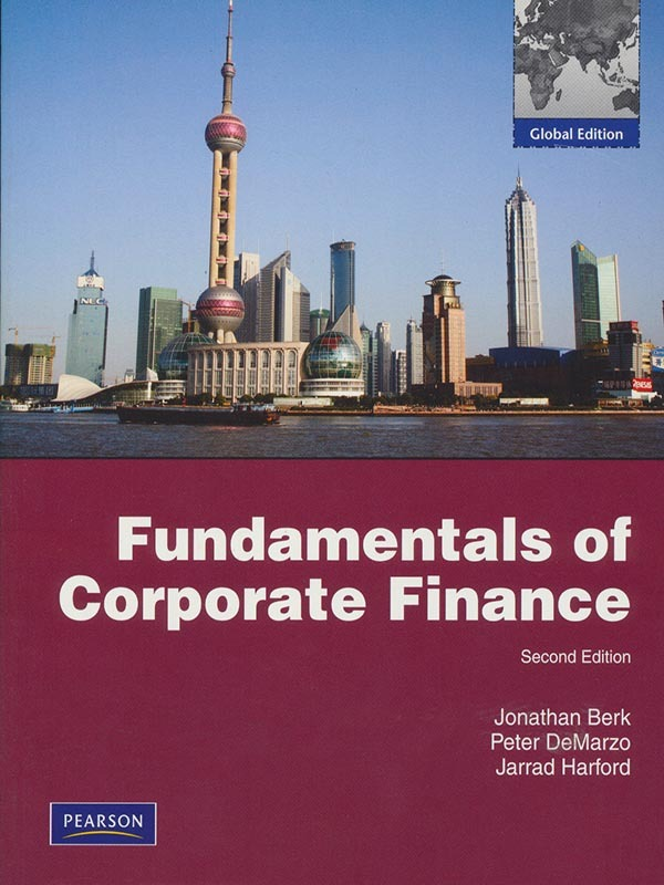 Fundamentals of Corporate Finance 2e; 2012/BERK