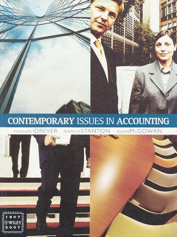 Contemporary Issue in Accounting/DREVER