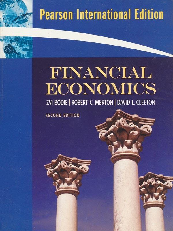 Financial Economics 2e/BODIE
