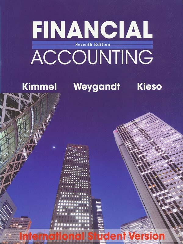 Financial Accounting: Tools for Business Decision Making 7e; 2013/KIMMEL