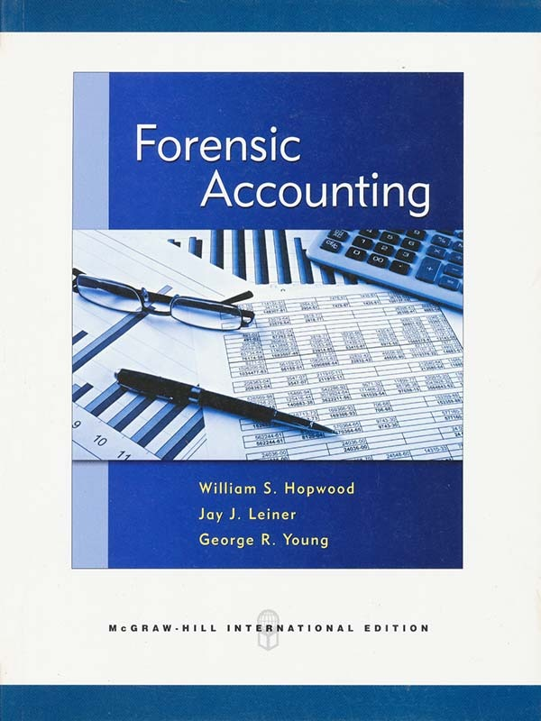Forensic Accounting/HOPWOOD