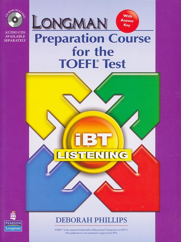 Preparation course TOEFL : IBT Listening 2e; 2008/PHILLIPS