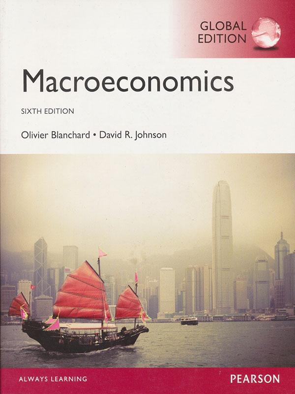 Macroeconomics 6e/BLANCHARD